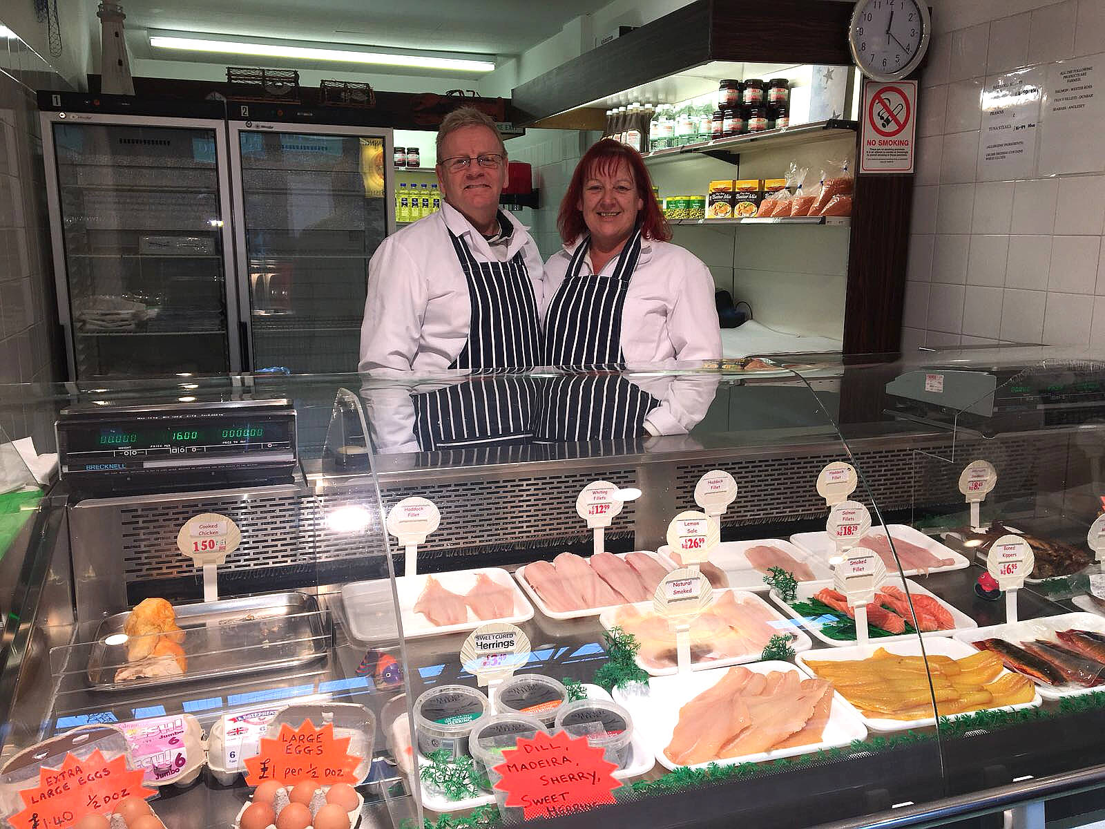 The fresh fish place grangemouth award winning fishmonger for The fish place