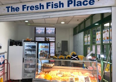Falkirk Shop